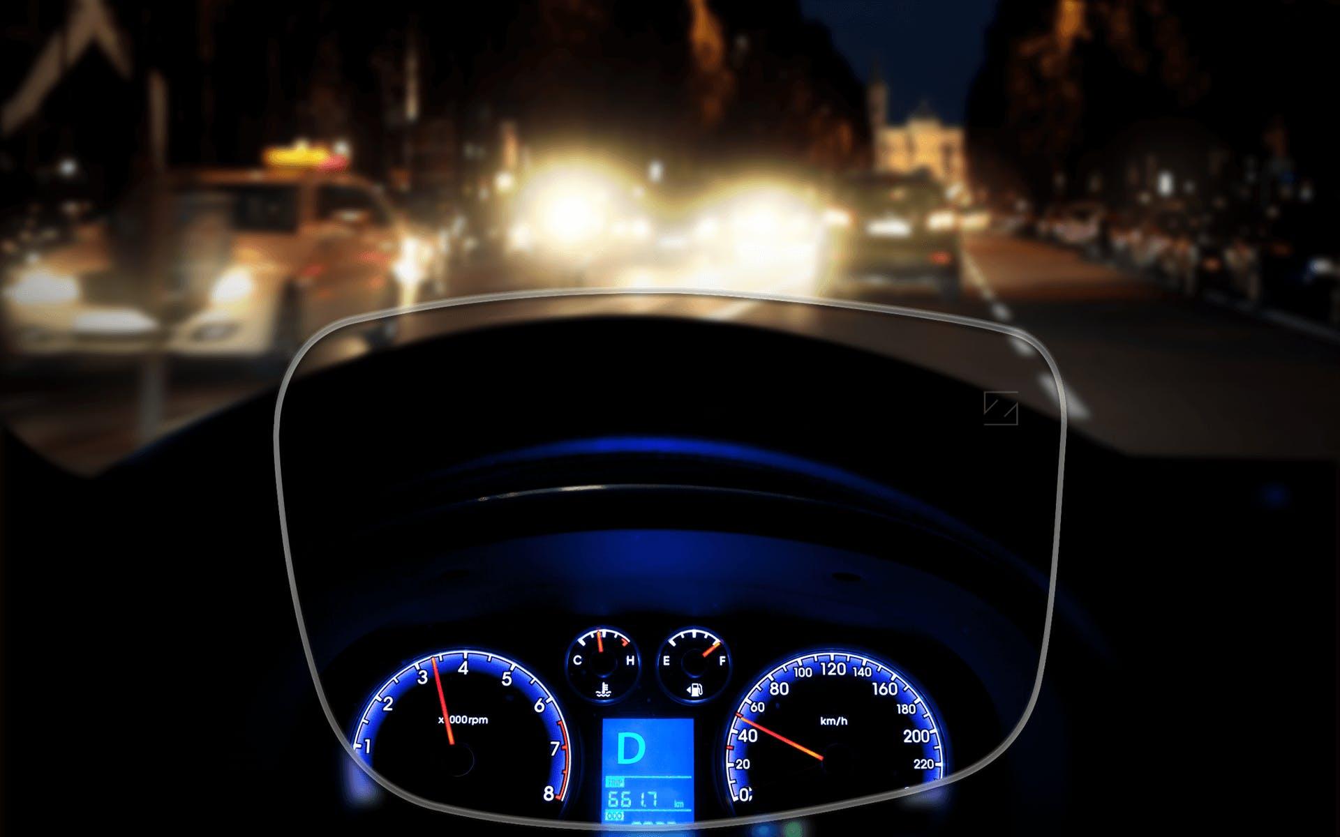 Drivesafe near distance