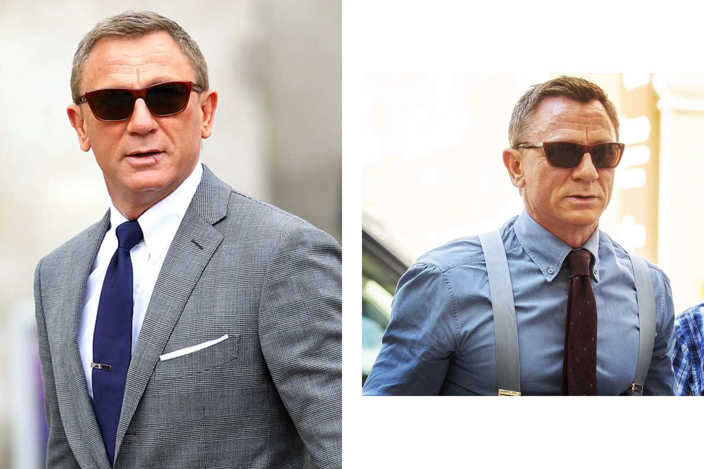James Bond no time to die sunglasses