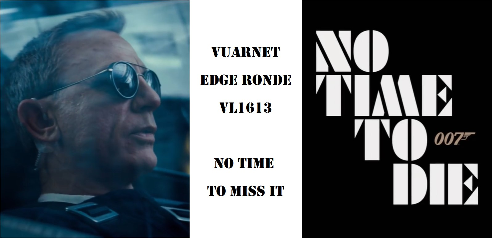 No time to die vuarnet edge 1613