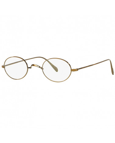 Oliver Peoples Calidor OV1185 antique gold 5039 3q