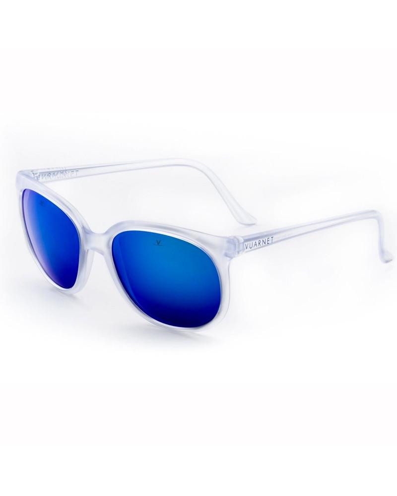 Vuarnet Vintage 02 Crystal Pure Grey Blue Flash 3q