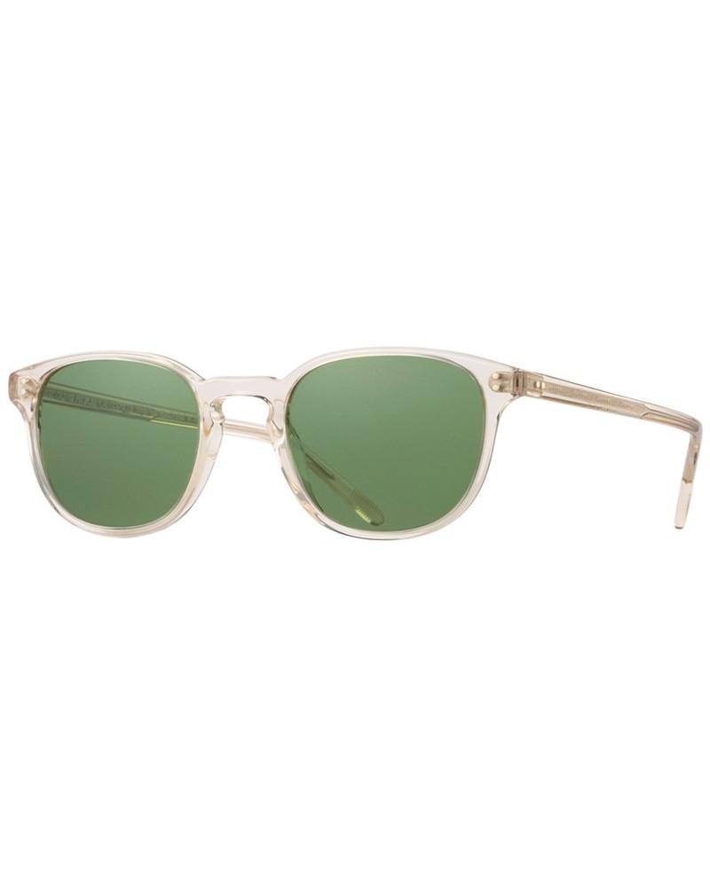 Oliver Peoples Fairmont Sun Buff green C 3q