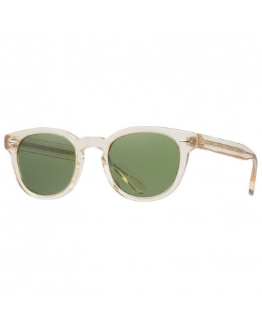 Oliver Peoples Sheldrake sun Buff Green C 3q