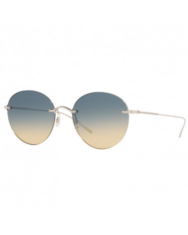 Oliver Peoples Coliena OV1264S silver 503679 3q