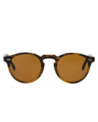 Oliver Peoples Gregory Peck OV5217S tortoise brown 100153