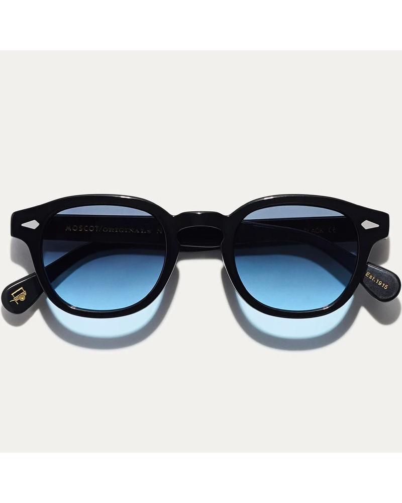 Lemtosh black with custom denim blue