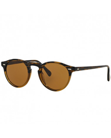 Oliver Peoples Gregory Peck OV5217S tortoise brown 100153 3q