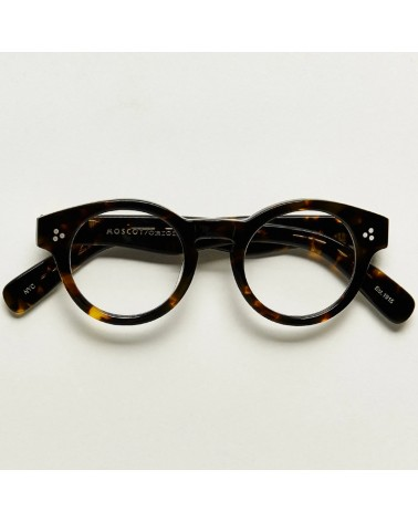 Moscot grunya antique tortoise