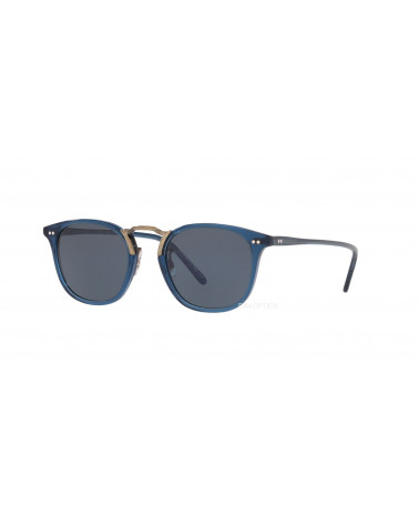 Oliver Peoples Roone OV5392S deep blue 3q