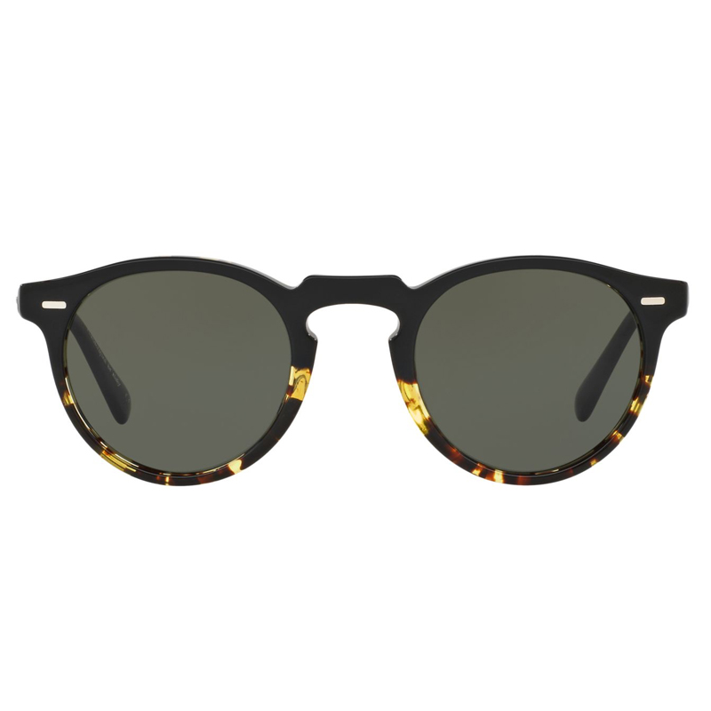 Oliver Peoples Gregory peck sun black dtbk