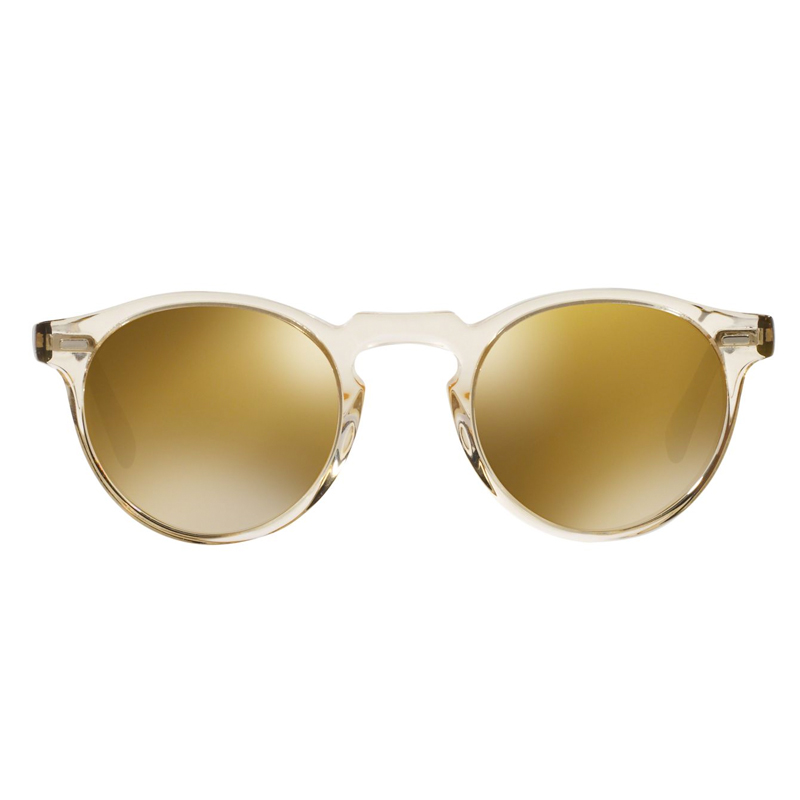oliver peoples gregory peck buff 1485W4