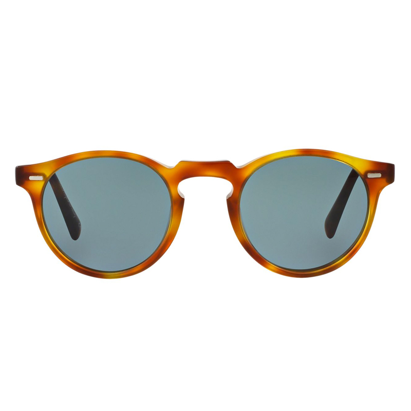 oliver peoples gregory peck semi matte lbr 1483R8