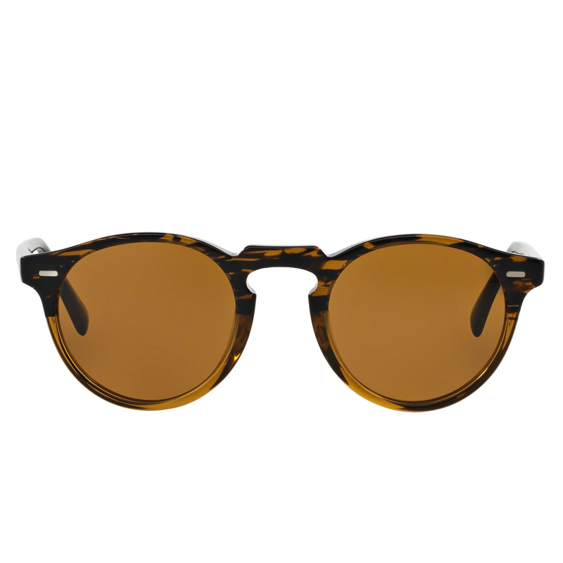 oliver peoples gregory peck tortoise brown 100153