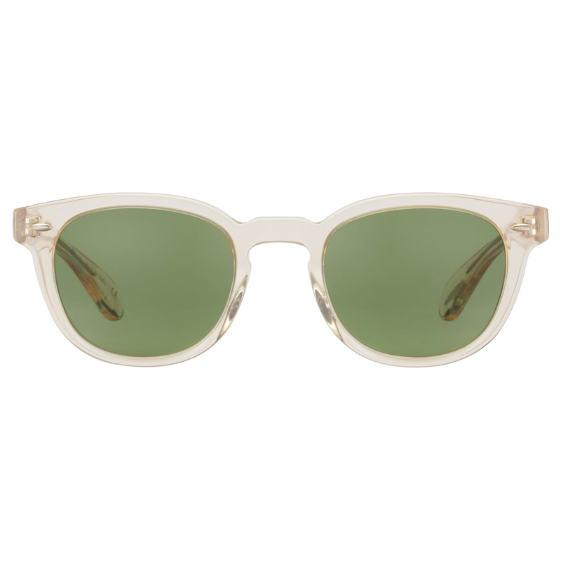 Oliver Peoples Sheldrake Sun Buff Green C