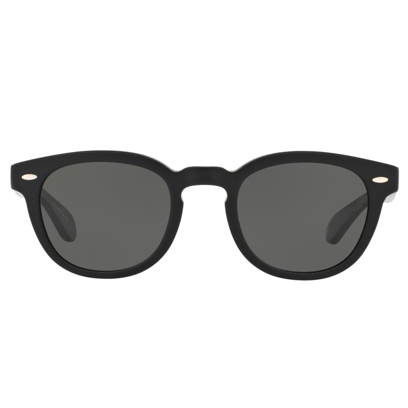 Oliver Peoples Sheldrake sun semi matt black