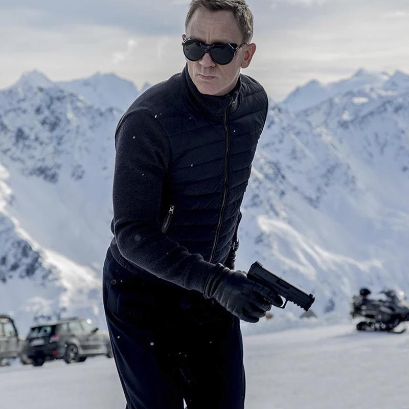 James Bond spectre Vuarnet Glacier