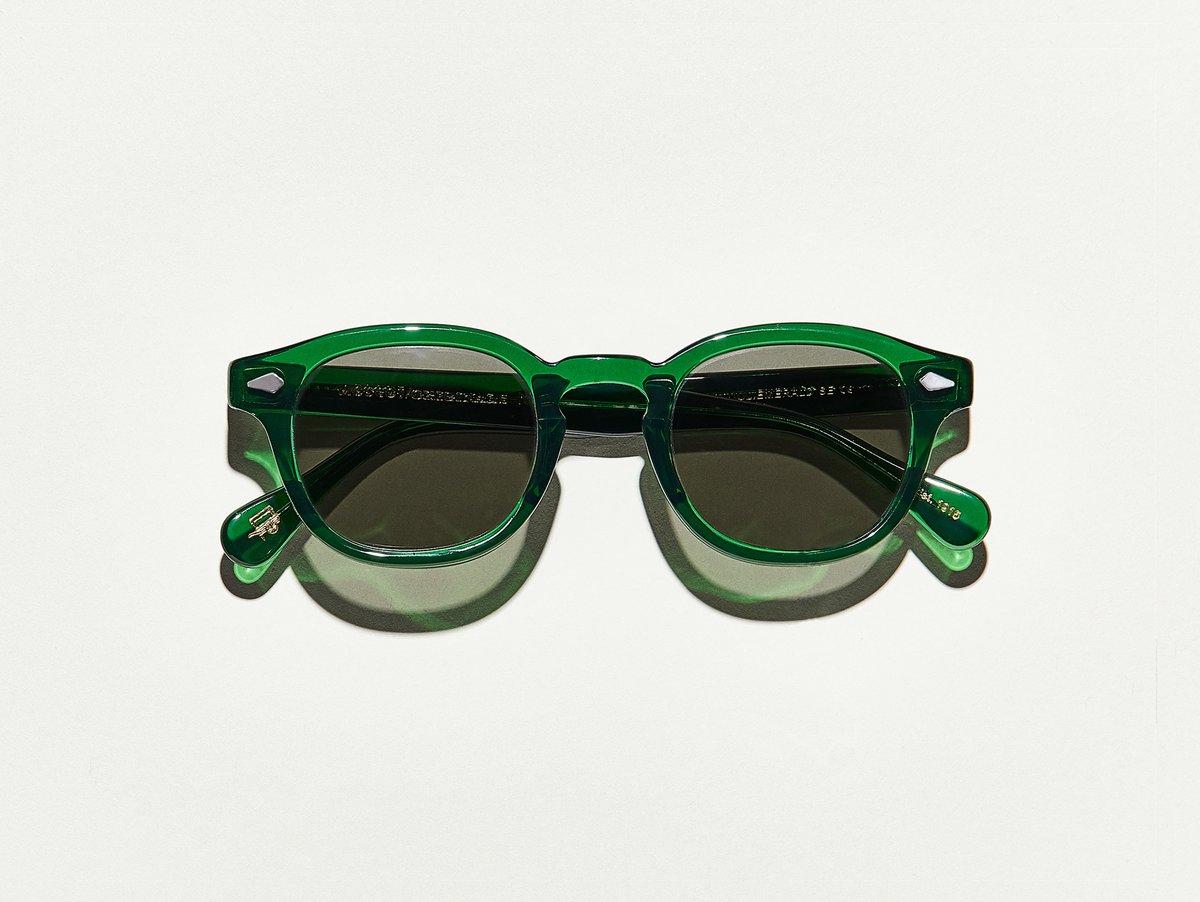 Moscot Lemtosh Sun Emerald