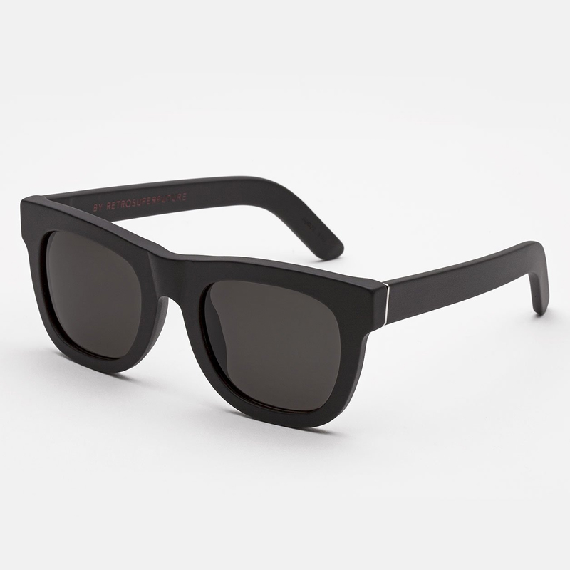 Retrosuperfuture Ciccio black matte